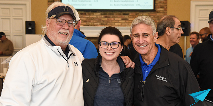 Essilor Vision Foundation 2019 Golf Tournament with Becky Palm