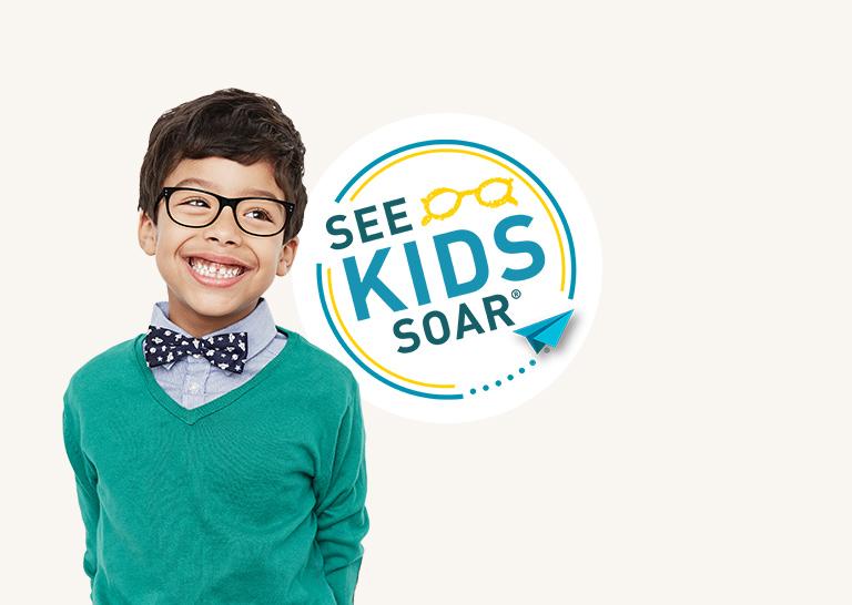 See Kids Soar program